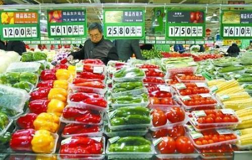 5月份全市居民消费价格继续回落 工业生产者价格环比继续下降