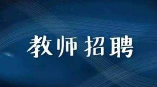 淄博高新区公开招聘小学初中教师 6月28日起报名