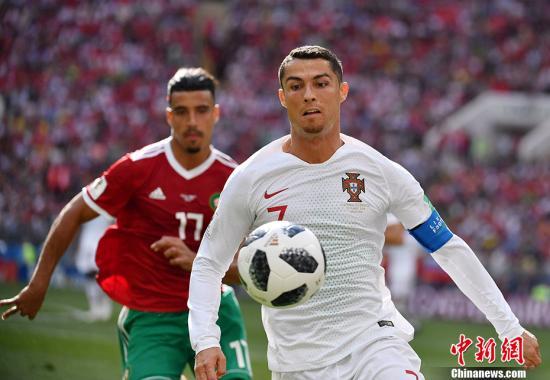 """世界杯点评:谁来限制""""欧洲射手王""""C罗?"""