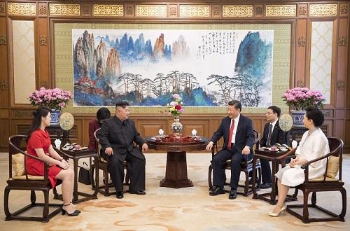 境外媒体:金正恩频繁访华释放重要信号