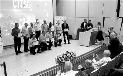 以色列举办反恐技术创新大赛