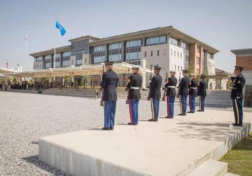 驻韩美军司令部正式南迁 美防长将出席新楼开馆仪式