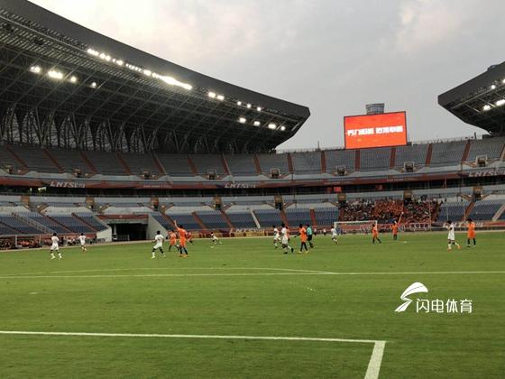 今夏首场热身赛!佩莱头球破门 山东鲁能1-2不敌仁川联队