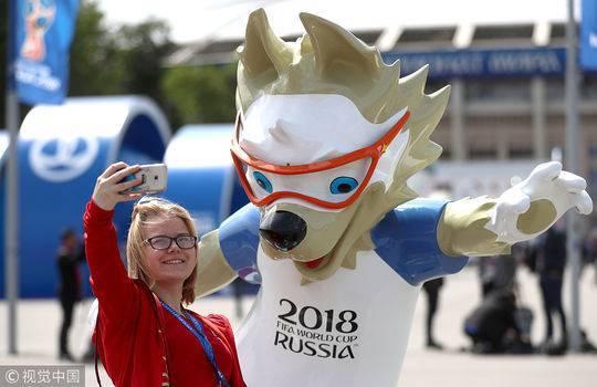 向中国球迷出售世界杯假球票 俄罗斯警方已拘留嫌疑人
