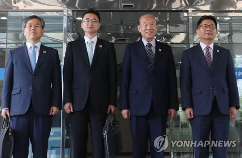 韩朝红十字会会谈今日将在金刚山举行