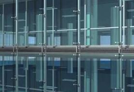 淄博高新区开展大型玻璃安装检查 严防高空坠落事故