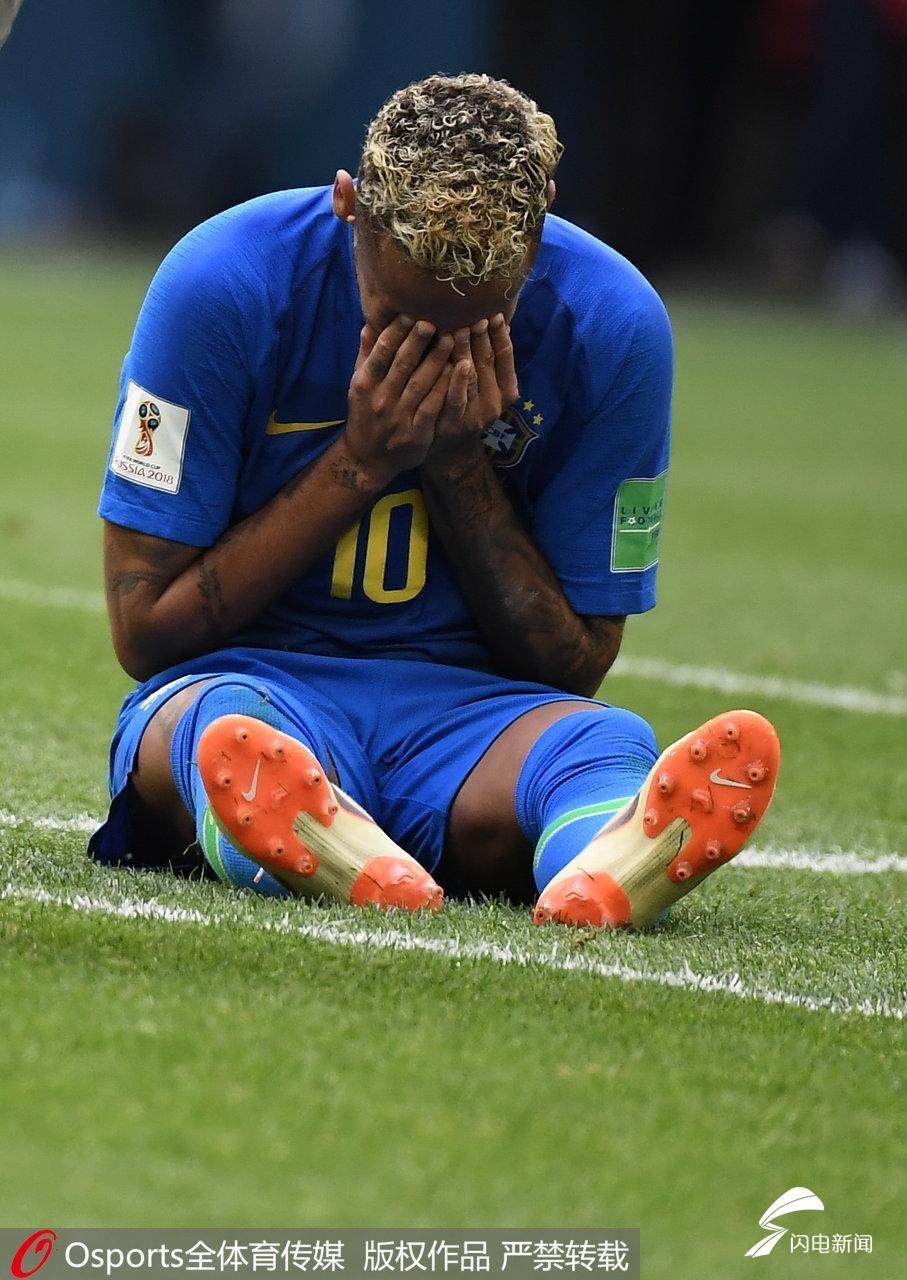 巴西完胜弱旅,球迷点赞内马尔哭泣 盛赞输球门将纳瓦斯
