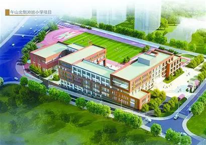 青岛这些地方将要变学区 小学、中学、大学通通都有