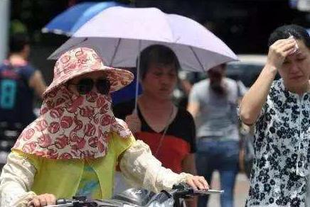 今明两天山东最高温都是35℃!出去玩的人们别忘防暑