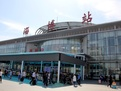 淄博火车站南广场片区公交枢纽下月开建