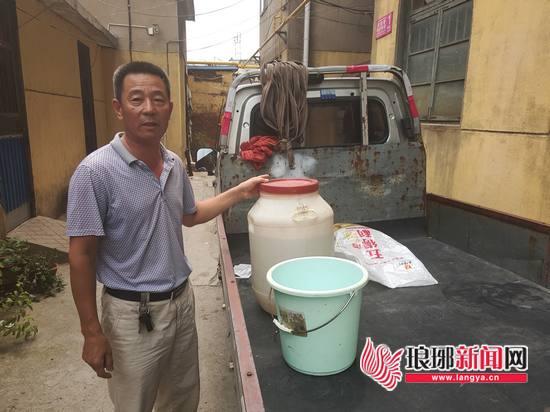 临沂一小区100多户居民家中停水已4天 盼部门解决