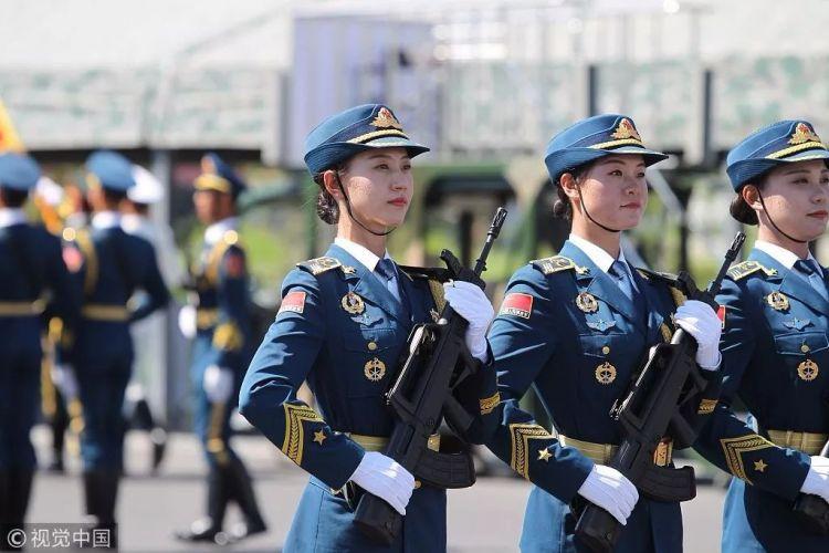 青岛要征女兵了!条件时间都在这里 还有更多补偿政策