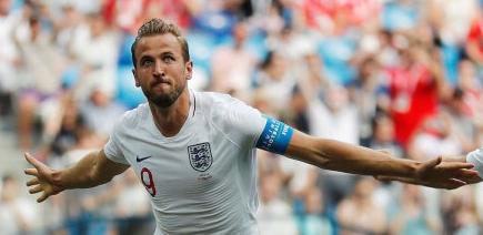 英格兰大胜携手比利时提前出线 半场创下多项纪录