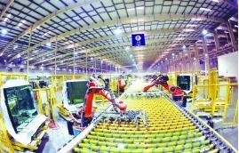 1-5月淄博重点技改项目投资完成125.18亿