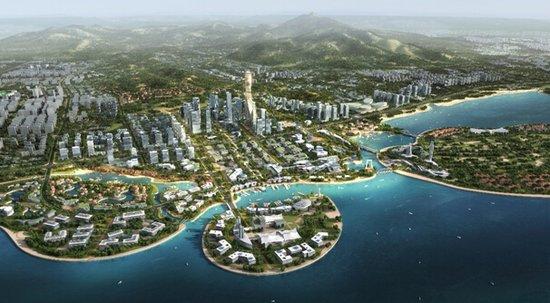 青岛近期将有21个楼盘集中入市 西海岸5个项目加推