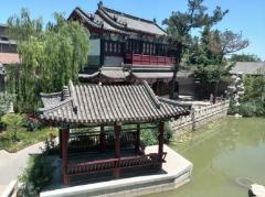 淄博首个家风家训教育基地在桓台王渔洋纪念馆挂牌