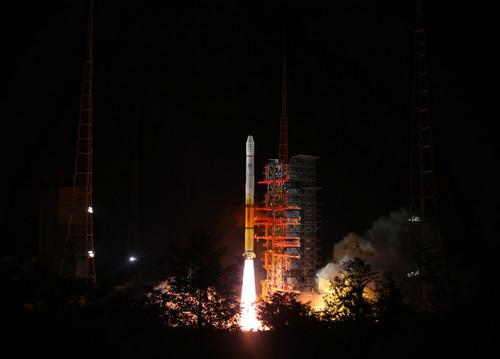 """中国卫星将服务""""一带一路"""" 俄媒:东半球天气预报主要靠它"""