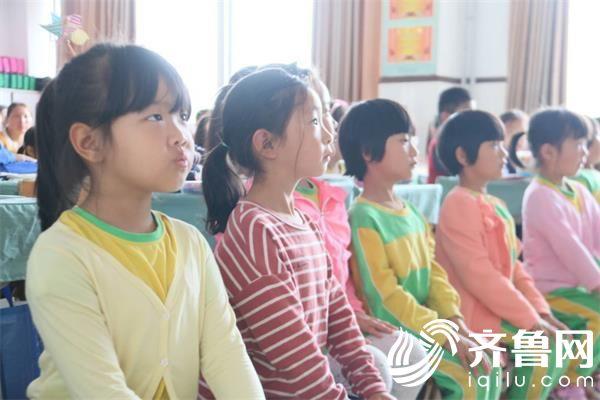 从徐家疃幼儿园走进新苑学校——幼小衔接活动_威海