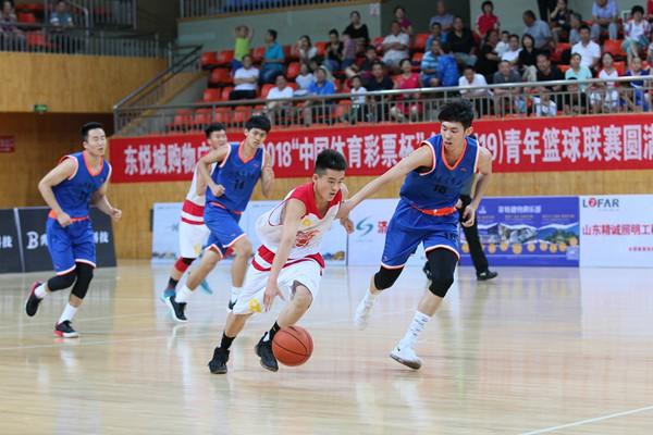 全国U19青篮赛济宁赛区落幕 前九名榜单出炉