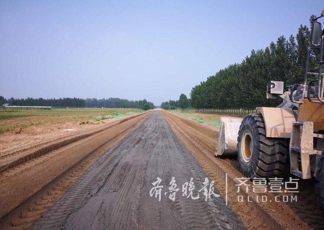 年底自然村都通公路!菏泽将新改建农村公路5000公里