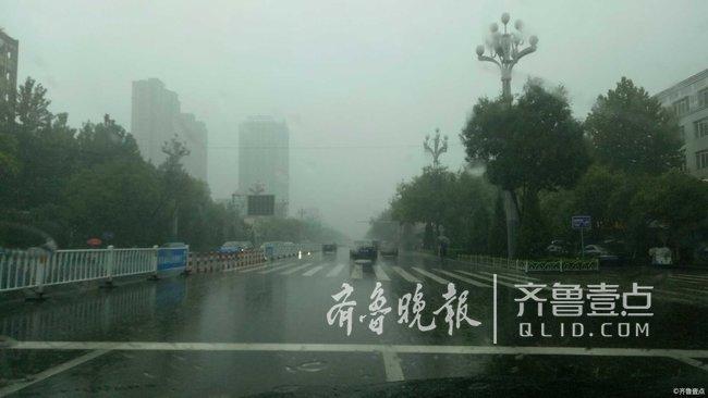 聊城气象局启动重大灾害IV级响应,全市仍持续强降水