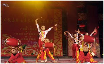 广饶陈官短穗花鼓传承人张兰青入选第五批国家级非遗代表性传承人