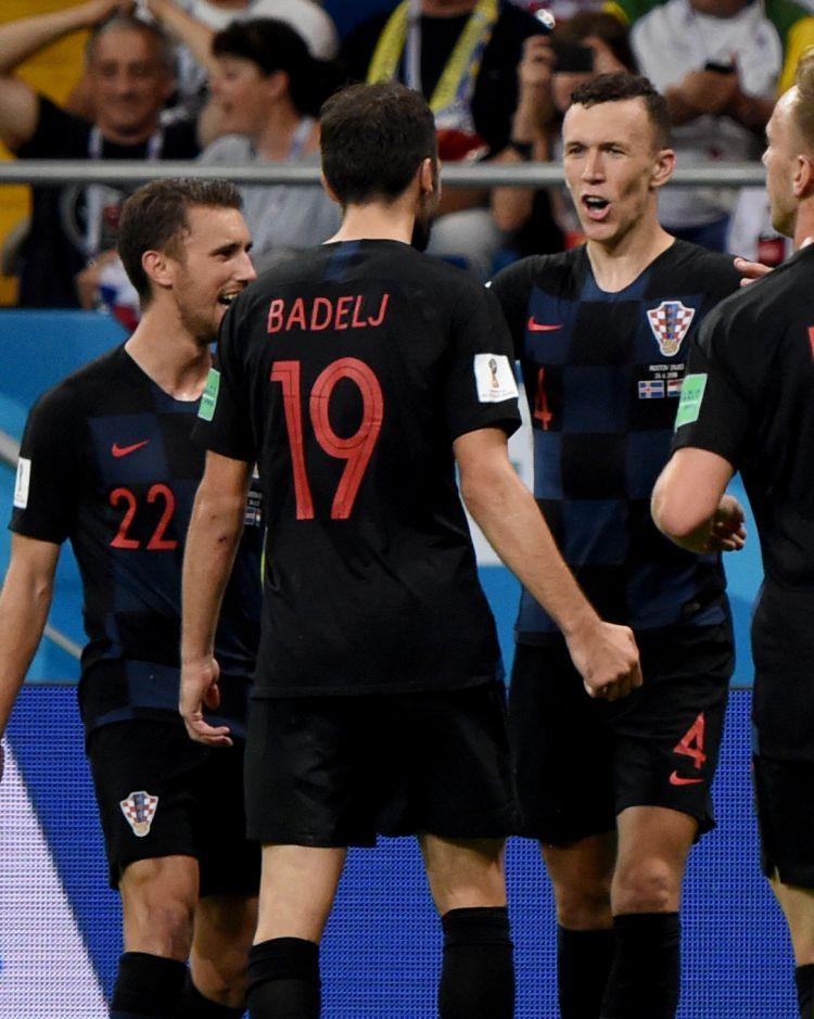 动感世界杯|克罗地亚队晋级 冰岛队挥别世界杯