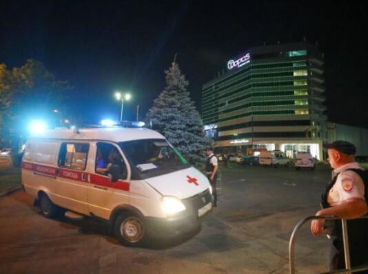 俄世界杯主办城市酒店受炸弹威胁 人员被紧急疏散