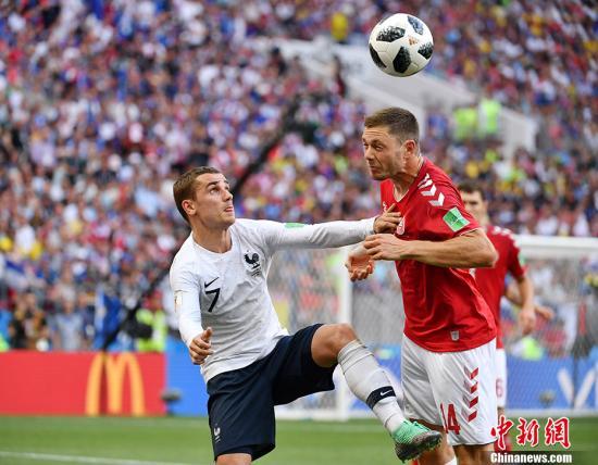 综合消息:最无聊法国丹麦携手出线 最神奇逆袭阿根廷惊险晋级