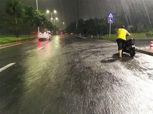 聊城迎来今年以来最大一次降水过程 受旱区旱情解除