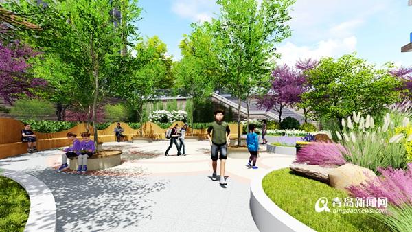 组图:屋顶建农场花园户外课堂 全新生态校园你喜欢吗
