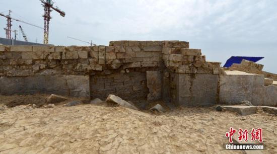汉代砖室墓结构图