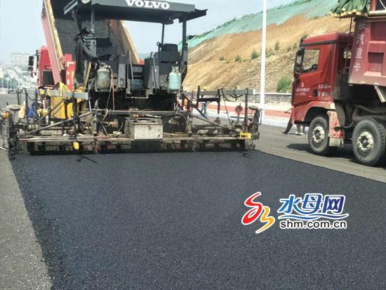 烟台塔山南路道路部分竣工在即 全线计划2020年通车