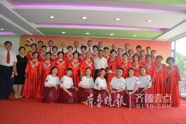 不忘初心!泰安丽景社区举办迎七一建党97周年文艺汇演