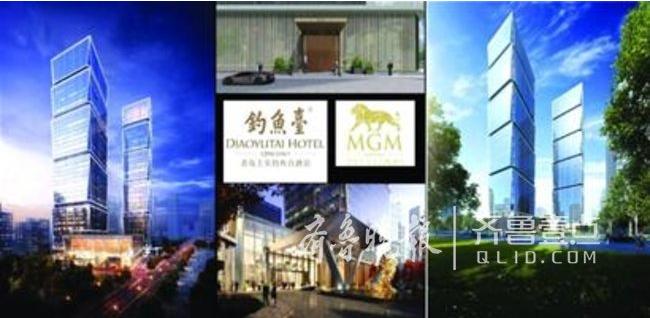 金家岭再添金融配套设施 将增两家国际五星级酒店