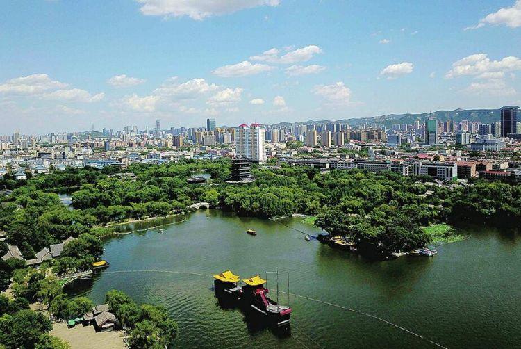 """市总河长""""1号令""""发布 济南市将深入开展""""秀美河湖""""行动"""