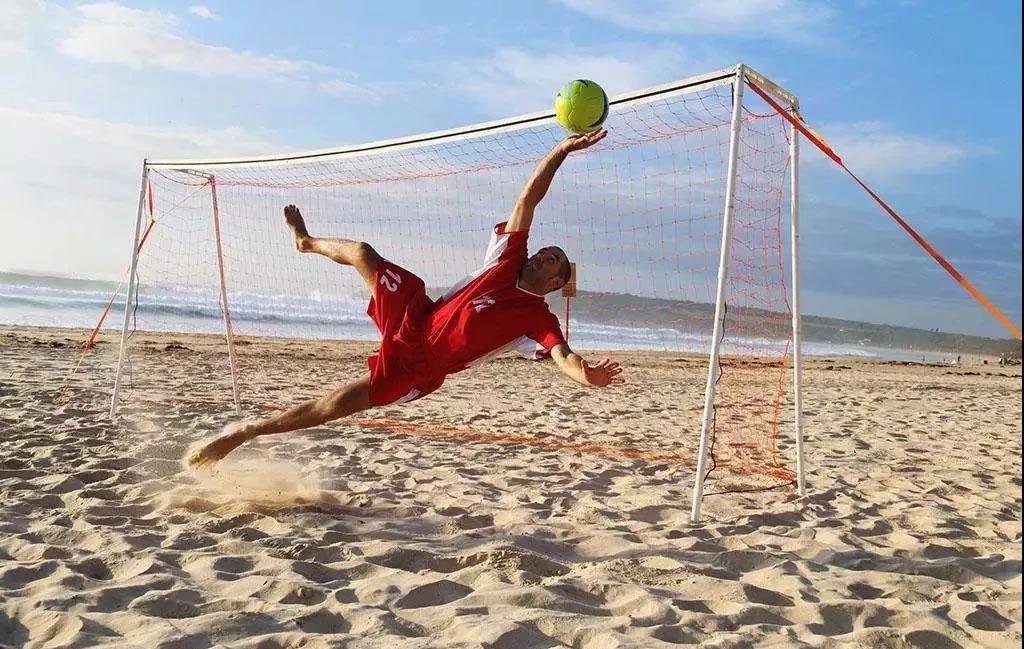 """""""强槐杯""""日照沙滩足球挑战赛即将来袭 巨额奖金等你来拿"""