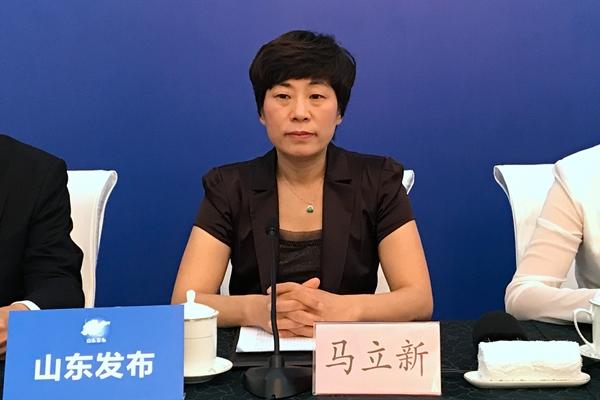 山东省卫生计生委党组成员、副主任 马立新