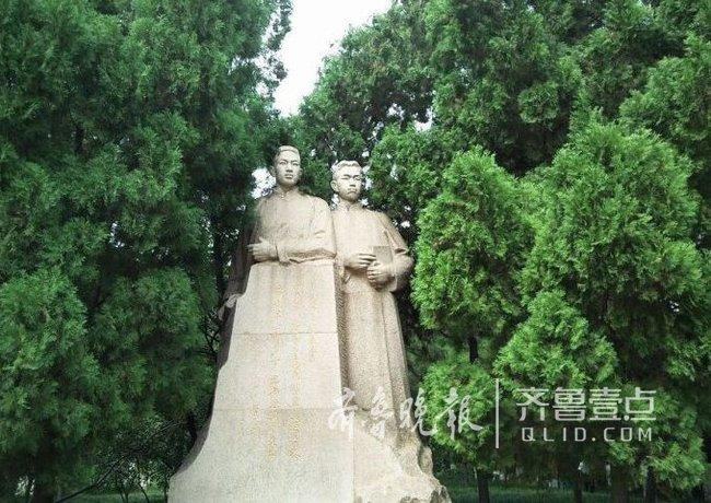 受到列宁接见的邓恩铭,1931年就义于济南纬八路