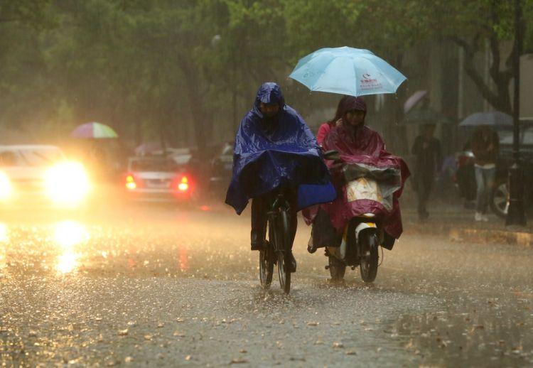 雷雨、大雨……本周山东这几个地方又要下个不停