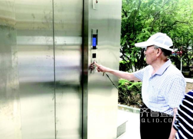 济南半年五发新政助推老楼装电梯,已开建72部