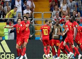 补时再进一球!比利时3:2逆转日本晋级八强