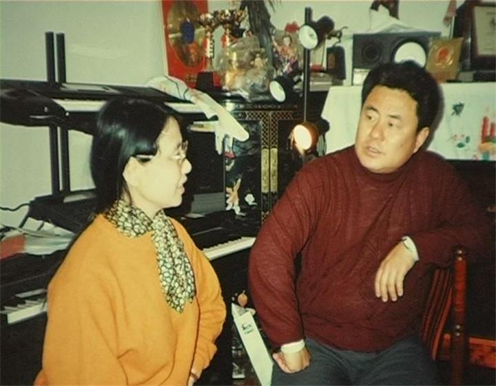 著名作曲家;徐沛东