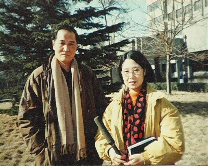 采访电影学院导演系主任电影导演:郑洞天