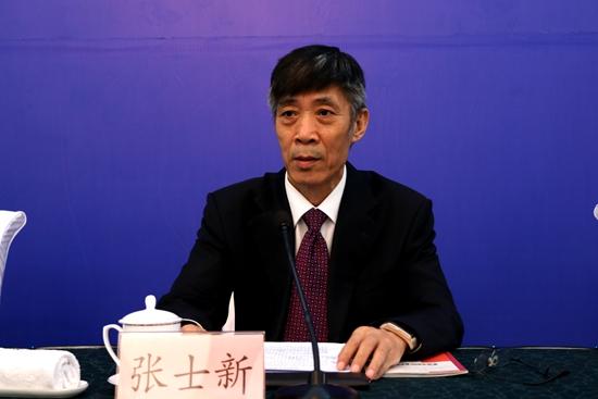 山东省科学技术厅副厅长 张士新