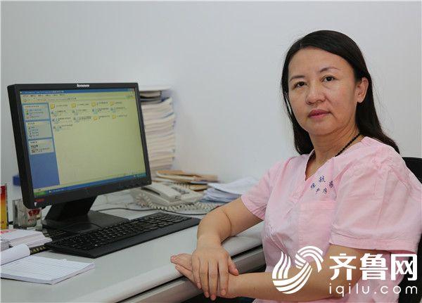 烟台毓璜顶医院产房主任刘洁