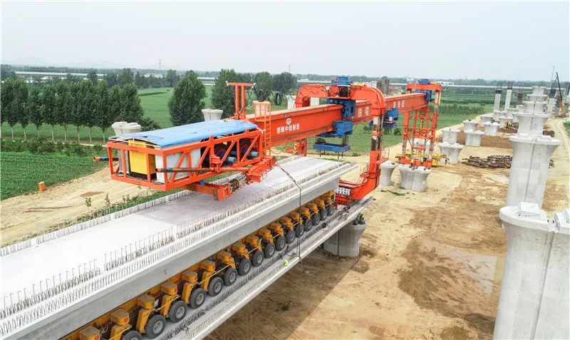 鲁南高铁曲阜段、泗水段线下工程已全部完工