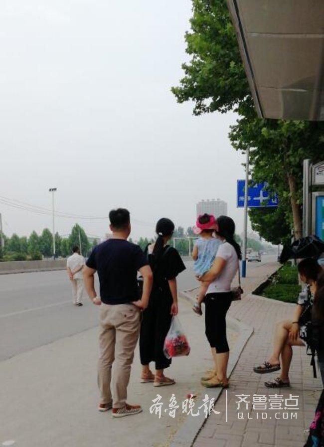等仨小时,没坐上!从巨野回菏泽的城际公交坐车难