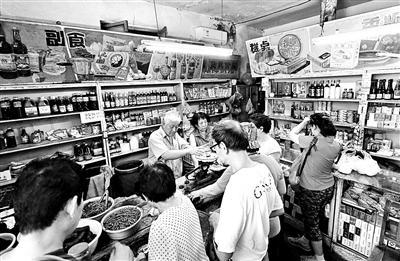 """""""最穿越""""副食店62年的变与不变"""