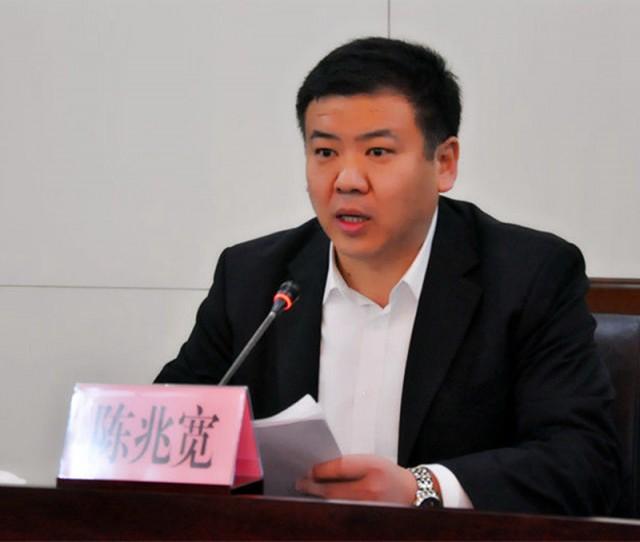 栖霞市委书记陈兆宽:聚力产业兴市 推动高质发展